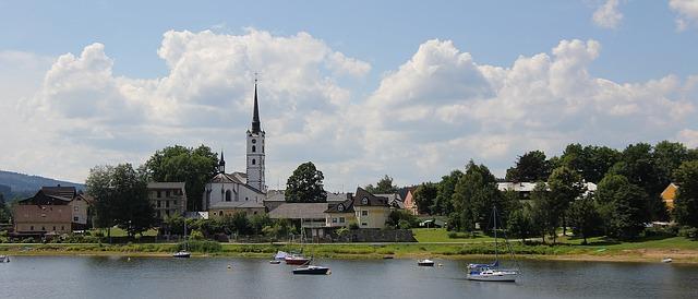 město frymburk