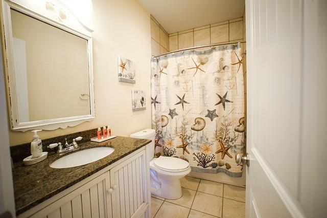 wc u sprchy