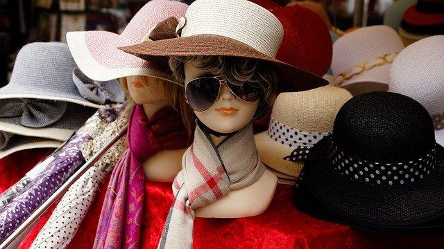 prodejna klobouků