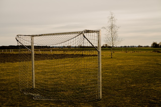 brána na fotbal