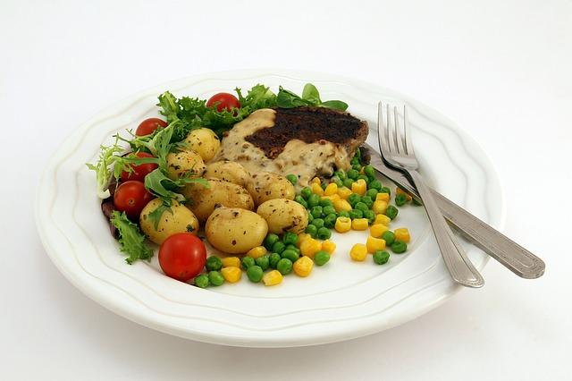Správné jídlo pro hubnutí